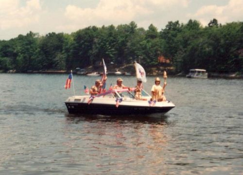 25th Anniversary Boat Parade
